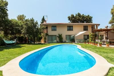 Photo for Pollença house for 1 - 6 people with 3 bedrooms - farmhouse