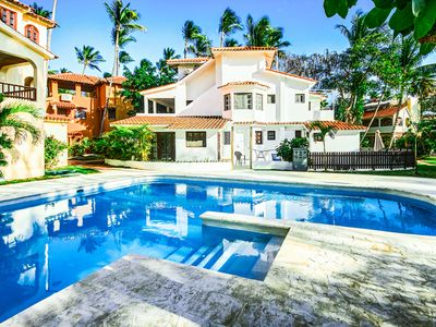 Photo for Modern Pet-Friendly Studio Close to the Bávaro Beach (Sanitized)