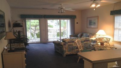 Photo for Luxury 2 Bedroom, 2-bath Villa In The Upscale Champion Section Of Sea Trail