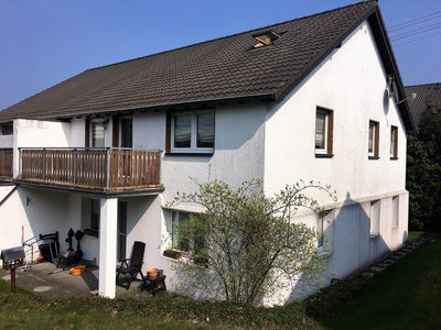 Photo for 3-room apartment in the Eifel Nideggen-Schmidt