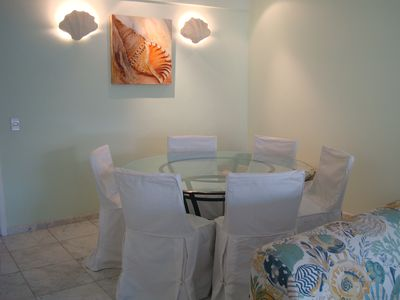 Photo for Apt 200 meters from the beach / with leisure area and beach service