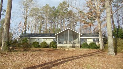 Photo for Incredible Views of Sunrise over Lake Gaston in Waterfront Home 3Br 3Ba