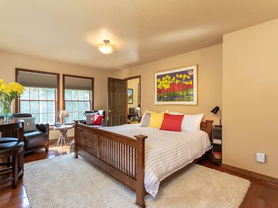 Photo for MT Treetop Hideaway near Glacier Park, Whitefish, Downtown Kalispell