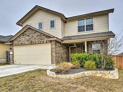 Photo for NEW! Family Home ~5 Mi to Lackland Air Force Base!