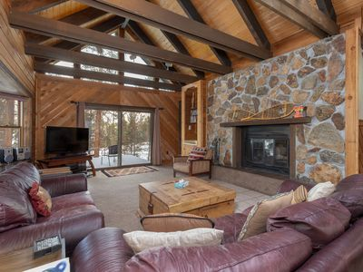 Photo for Stand-alone Mountain Home, Wraparound Deck, Shuttle to Lifts, Free WIFI