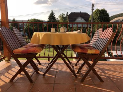 Photo for Holiday apartment Vonyarcvashegy for 1 - 6 persons - Holiday apartment