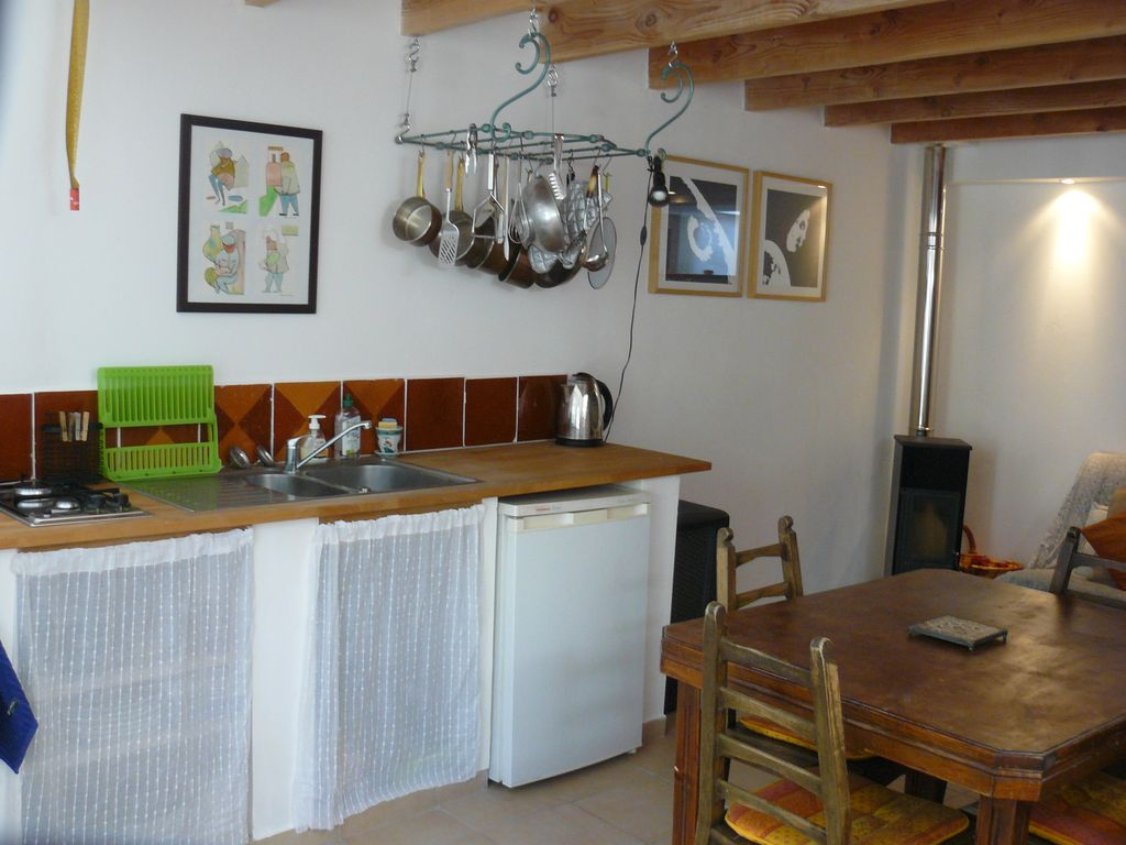 charming renovated ancient forge / barn