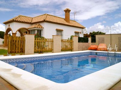 Photo for Vacation home ENTRE VIÑAS  in Conil de la Frontera, Costa de la Luz - 4 persons, 2 bedrooms