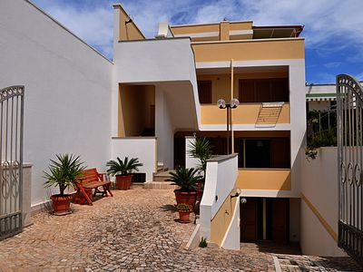 Photo for Leuca comfortable 4/5 person lettto apartment a few steps from the sea