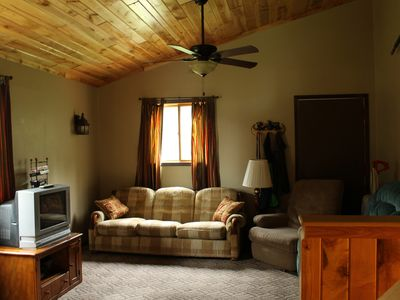Photo for Cozy Cabin For Fun And Relaxation