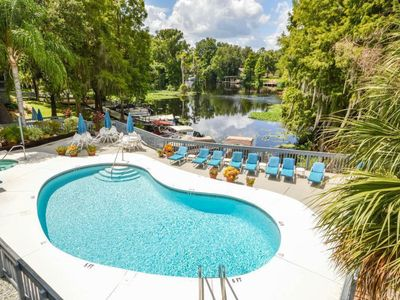 Photo for Studio Apartment with Boat Dock