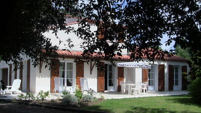 Photo for Villa in Jard sur mer for 8 personn