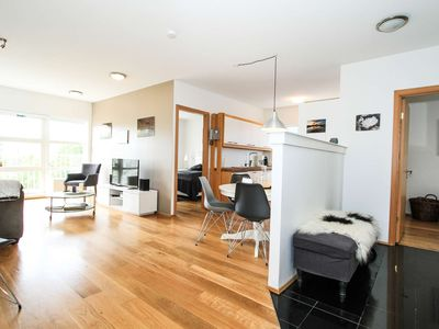 Photo for Downtown Charm Reykjavik, 2 bedrooms with balcony