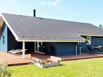 Photo for Comfortable Holiday Home in Brovst with Sauna
