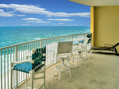Photo for 12TH FLOOR WITH GREAT GULF VIEWS! OPEN 8/3-10! SLEEPS UP TO 6!