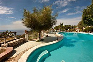 Photo for 3 bedroom Villa, sleeps 8 in Conca Verde with Pool, Air Con and WiFi