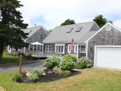 Photo for Family home, 2 mi to Nauset Beach, sleep 8+, perfect for 2 families