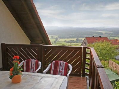 Photo for Cozy and comfortably furnished apartment - Apartment Sauerland Panorama
