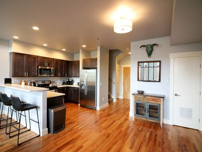 Photo for Luxury on the River, Downtown Salida; Balcony Above It All