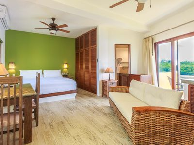 Photo for Villa #5-Brand New!! Upscale, private, adult-only luxury Villas at Isla Retreats