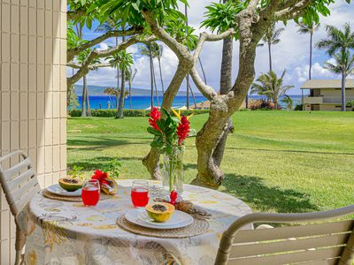 Photo for EPIC REALTY Napili Shores G157 OCEANVIEW AC KING BED from $195