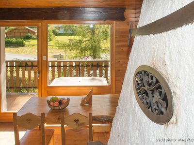 Photo for Apartment 42m² in beautiful residence terrace wifi view river close tracks