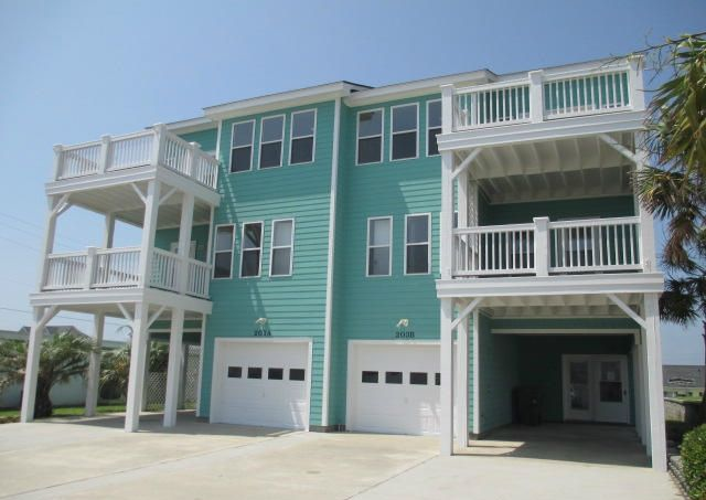 Beach House Rentals Atlantic Beach Nc Part - 25: 3 Bedroom, 3.5 Bath Close To Beach, Affordable! Booking For Next Summer Now!