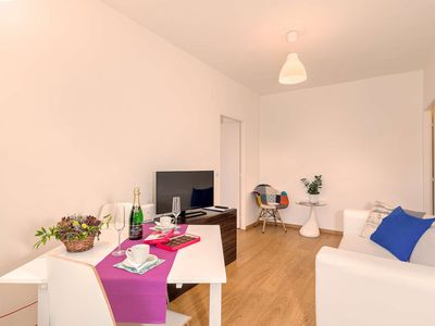 Photo for 1BR Apartment Vacation Rental in Prague 3