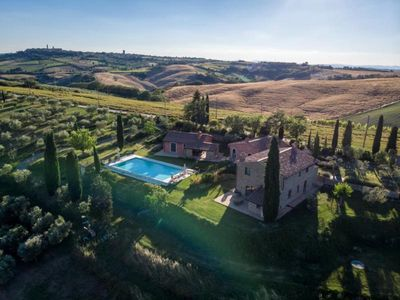 Photo for Holiday house Pienza for 6 - 8 persons with 3 bedrooms - Holiday house