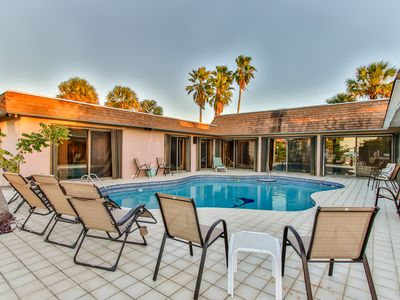 Photo for Gulf View in the Heart Of Marathon 5 Bed Waterfront Home With 2 Kayaks Included
