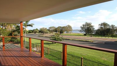 Photo for BEACHFRONT HOLIDAY  HOUSE