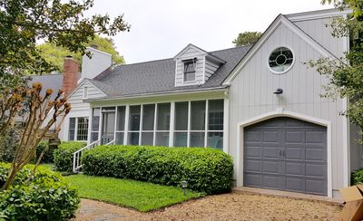 Photo for Charming cottage home blocks from the beach in Rehoboth