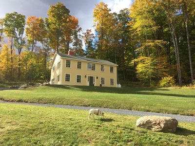 Photo for Newly renovated colonial, close to shopping, skiing, horse show and restaurants!