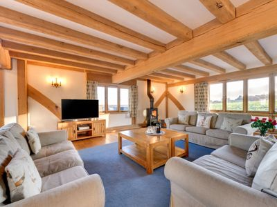 Photo for Vacation home Stone Farm in Tenterden - 8 persons, 4 bedrooms