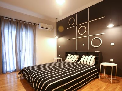 Photo for Design & Boutique apt in the heart of Athens!