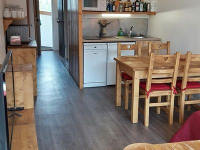 Photo for Apartment Bourg-Saint-Maurice, studio flat, 4 persons