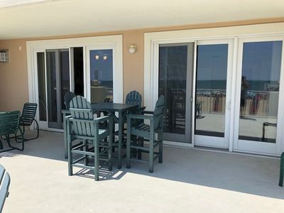 Photo for NEW LISTING, Direct oceanfront right on the Boardwalk! Newly Renovated