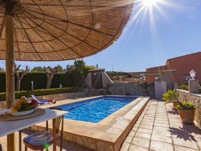 Photo for SERER - Spectacular villa for rent for 10 people in Moraira