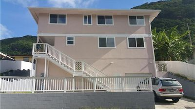 Photo for 3bd/2ba Valley House Near Kaimuki, Upstairs with Private Entrance