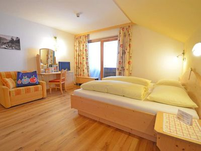 "Photo for Double room ""Kohlrösl"" Kurz - Kreuzwirt, family hotel"
