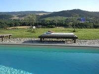 Perfect! A gorgeous villa with a peaceful pool and garden, and fantastic views