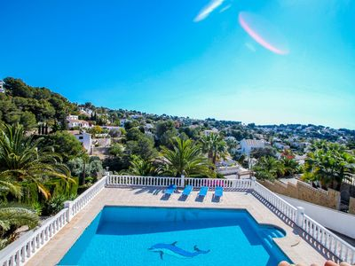 Photo for Buenavista - holiday home with private swimming pool in Benissa