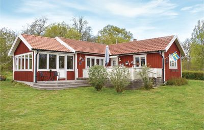 Photo for 2 bedroom accommodation in Listerby