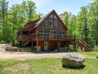 Photo for Beautiful Ski Chalet, Minutes to Downtown Bethel and Sunday River