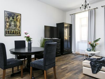 Photo for 1BR Apartment Vacation Rental in Stare Miasto, małopolskie