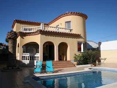 Photo for VILLA LOLI, INDIVIDUAL CHALET WITH POOL