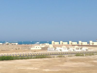 Photo for Furnished apartment in Hurghada with sea views