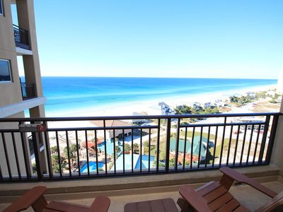 Reduced 2020 rates!.Beachfront Sandestin Tram, wifi included.