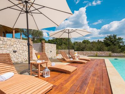 Photo for Holiday house Sibenik for 6 - 7 persons with 3 bedrooms - Holiday house