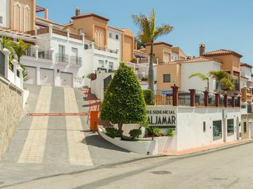Aljamar, Nerja, Andalusia, Spain